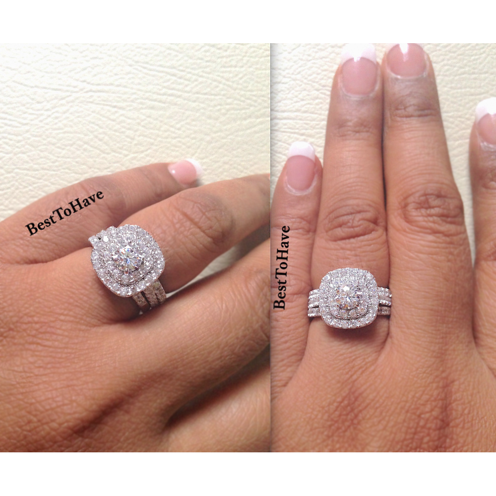 pink diamonds san rings natural f diego with halo ring double wedding engagement products faulhaber