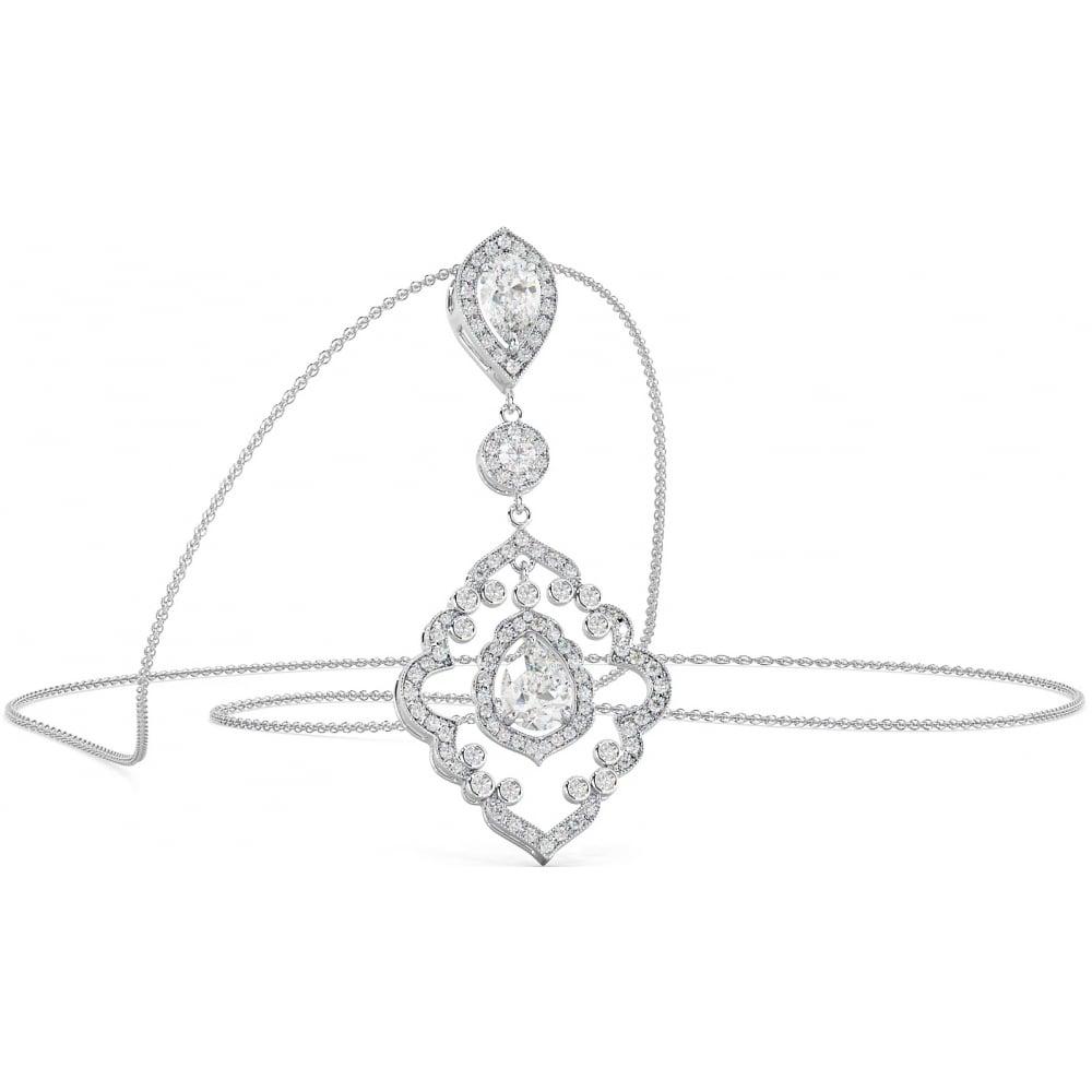 925 sterling silver chandelier drop pendant necklace 925 sterling silver chandelier drop vintage style dangle pendant necklace aloadofball Choice Image