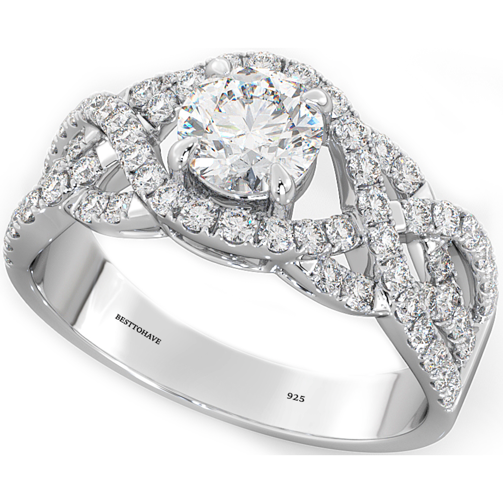 rings and single engagement of ring wsj a band plete elegant guide quirky luxury diamond