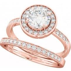 931744ecd40bc Wedding Ring Set
